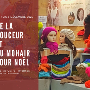 Vente à la Vie Claire d'Oyonnax